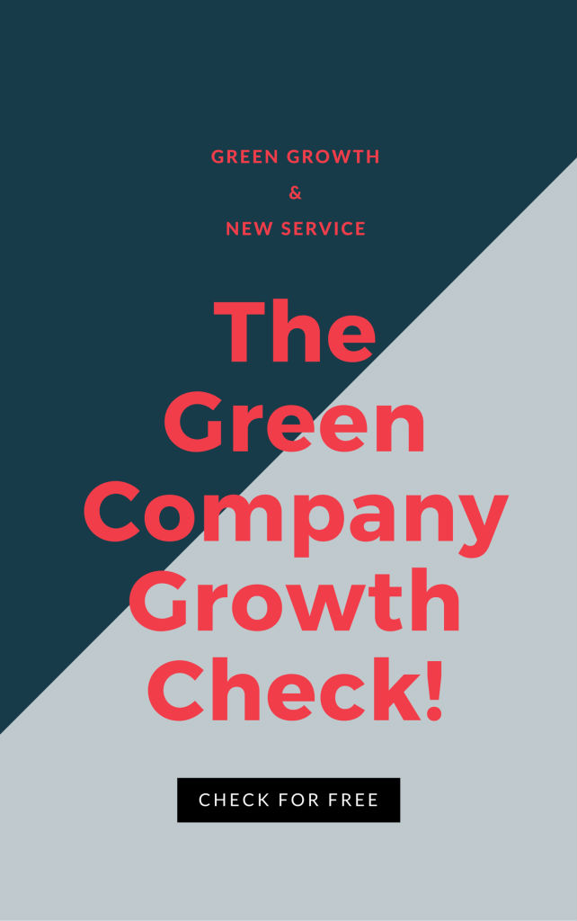 Green Company Growth Check