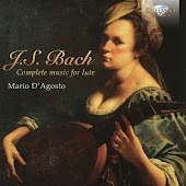 J.S. Bach: Complete Music for Lute