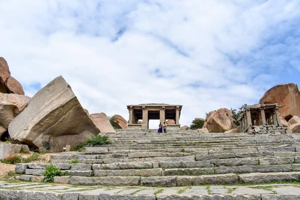 staircase+hampi+vittal+temple+virupaksha+hampi+photos+karnataka
