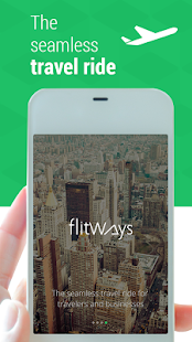 FlitWays, Pre-book a Ride- screenshot thumbnail