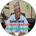 Sheikh Fantami Hisnul Muslim mp3 icon