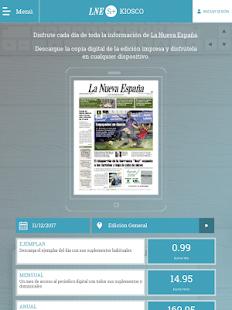 Kiosco La Nueva España - náhled