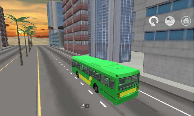 Bus Simulator 2016 3D - screenshot