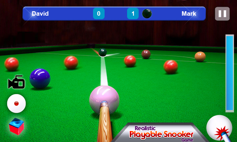 play snooker online
