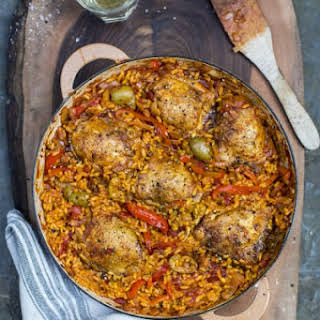 Arroz Con Pollo – Chicken & Rice.