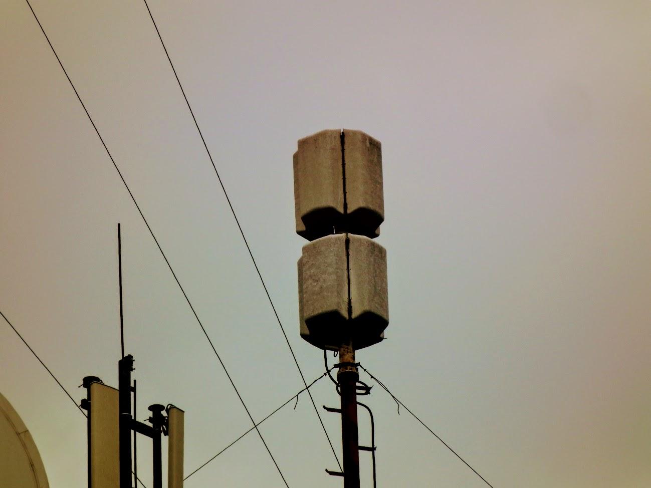 Kecskemét/toronyház - helyi DVB-T+helyi URH-FM adóállomás