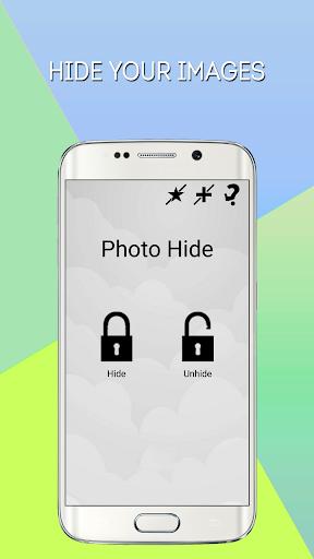 사진 숨기기 해제 사진을 숨기기