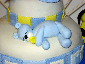 Photo: Tarta para bebe