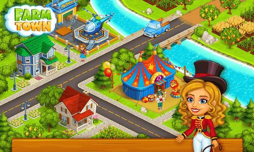 Farm Town: Happy farming Day & food farm game City 3.41 screenshots 16