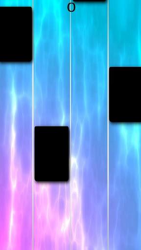 7 rings by Ariana Grande Piano Tiles screenshot 1