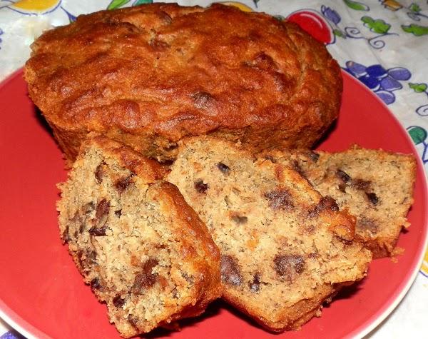 Dee's Yummy & Healthier Banana Bread Recipe