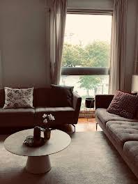 Appartement meublé 3 pièces 80 m2