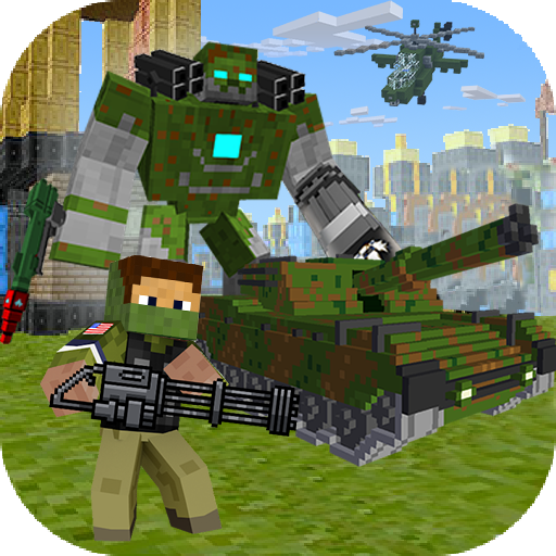 Block Soldier War Games (game)