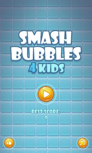 Smash Bubbles for Kids