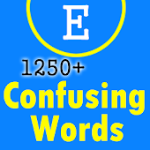 1250+ Confusing English Words