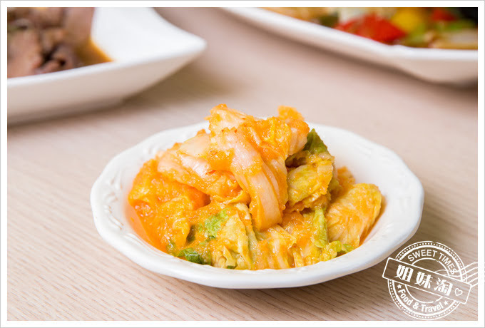 品粵小館黃金泡菜