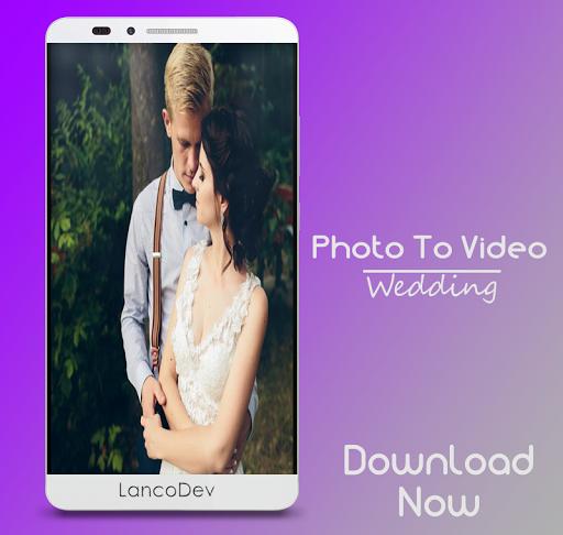 玩免費遊戲APP|下載Wedding Photo Video Maker app不用錢|硬是要APP