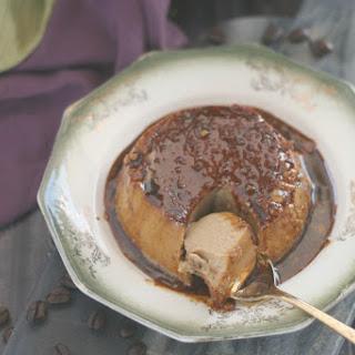 Burnt Coffee Flan Recipe