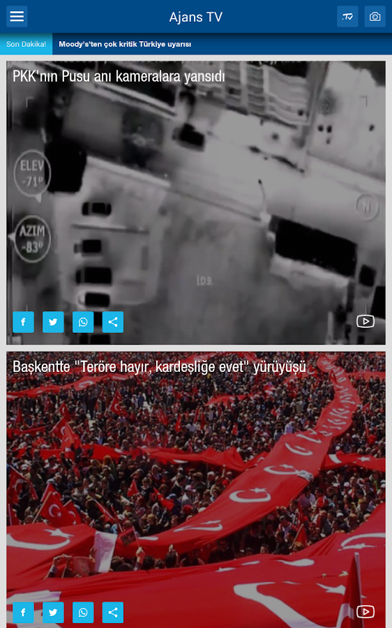 Ajans Haber- screenshot