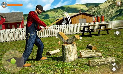 Town Farmer Sim - Manage Big Farms 1.1 screenshots 1