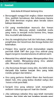 Kumpulan Kata Bijak Imam Al Ghazali Slunecnice Cz