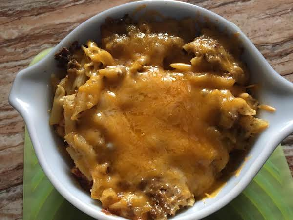 Southwestern Pasta Casserole Recipe