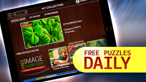 Epic Jigsaw Puzzles Daily Puzzle Maker