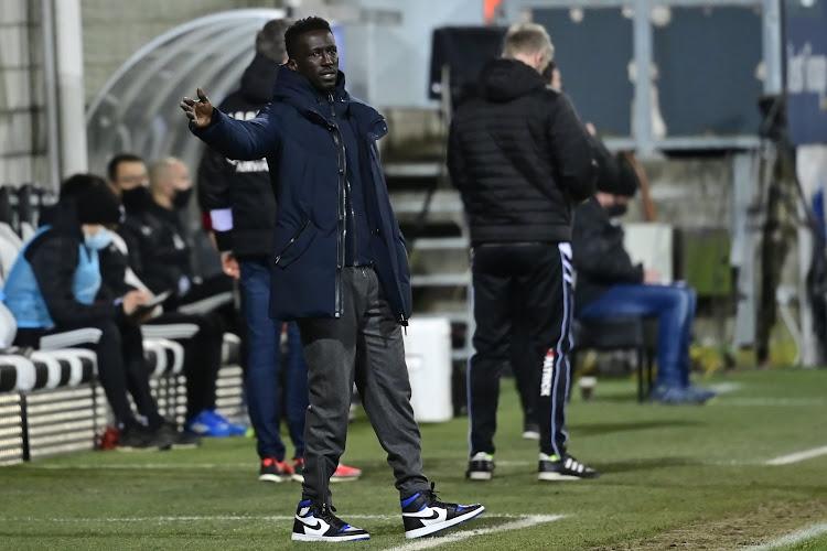 """Mbaye Leye fier de ses joueurs : """"C'est dans ce genre de match que le Standard grandit"""""""