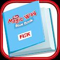 Cyber Fun Magic Way Blue Book icon