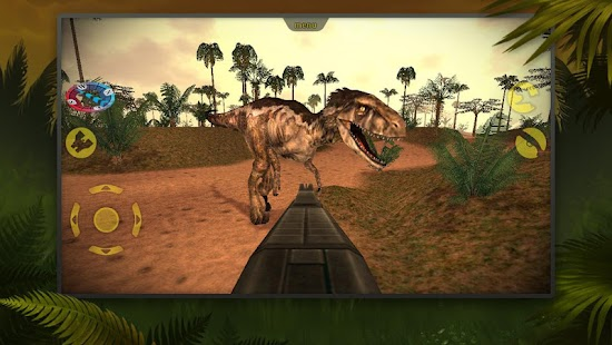 Carnivores: Dinosaur Hunter HD- screenshot thumbnail