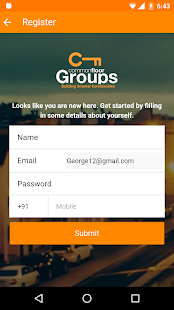 Groups by CommonFloor- screenshot thumbnail