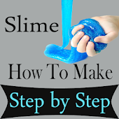 How To Make Slime Step by Step