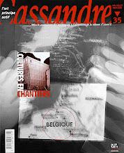 Photo: © Olivier Perrot Couverture Cassandre 35 http://www.horschamp.org