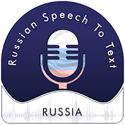 Russia Speech To Text - Notes