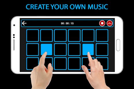 Vytvořte si vlastní hudbu - náhled