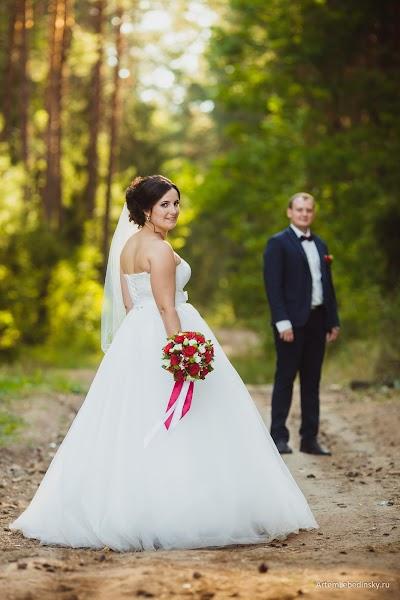 Wedding photographer Artem Lebedinskiy (ArtSoft). Photo of 31.08.2016