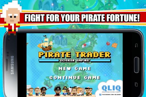 Pirate Trader: Clicker Empire