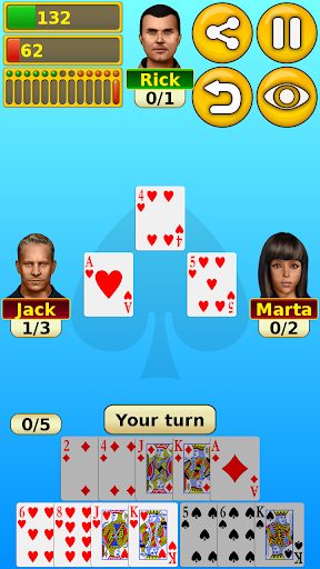Spades  screenshots 2