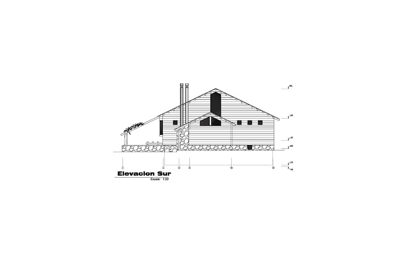 Casa Jiménez Chadwick - Mario Pérez de Arce Arquitectos