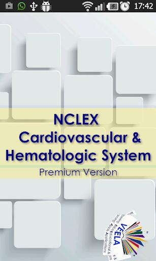 NCLEX Cardio Hemato System