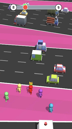 Road Race 3D Apk 1