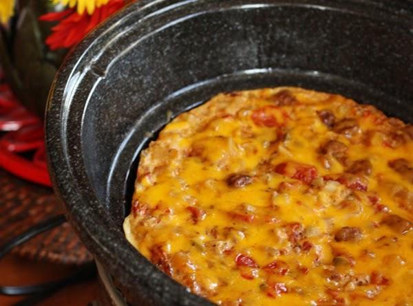 Crock pot breakfast casserole recipe 3 just a pinch recipes for Crockpot breakfast casserole recipes