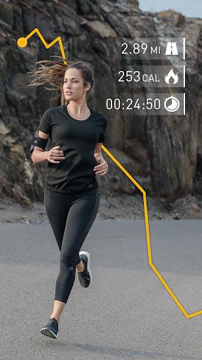 Runtastic Running App & Run Tracker 9.0 gameplay | AndroidFC 1