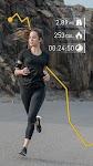 screenshot of Runtastic Running App: Run & Mileage Tracker