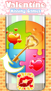 ? Valentine Kissing Games ? - náhled