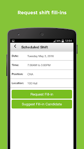 OnShift Schedule screenshot 2