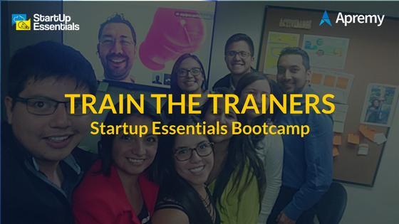 Formación de formadores en emprendimiento - Blog de Apremy