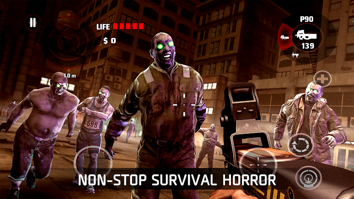 DEAD TRIGGER Screenshot Image