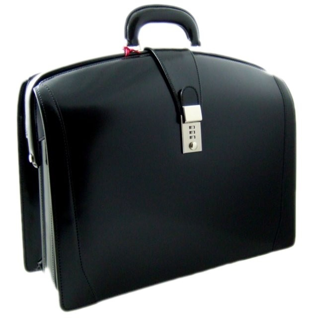 Pratesi Radica Range Brunelleschi Large Lawyer's Briefcase, Attorney Bag, Laptop Pocket