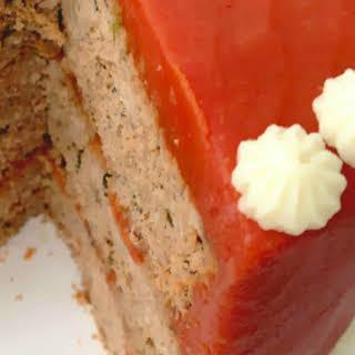 Paleo Meat Cake.